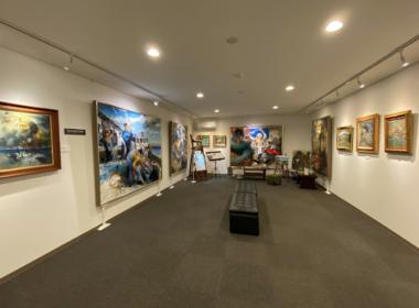 벳푸 아트 뮤지엄: 일본 미술과 그 이상의 미술품을 경험해보세요