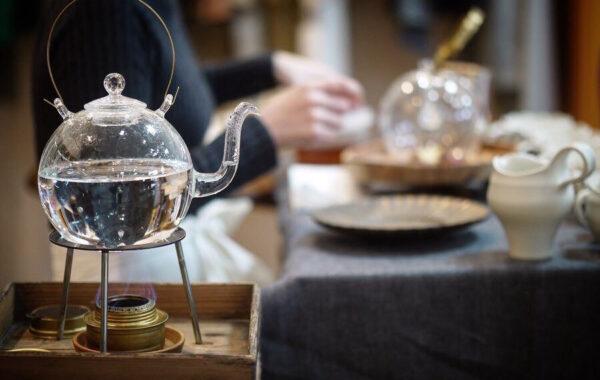 アクティビティ ⑤ / 薬膳茶教室