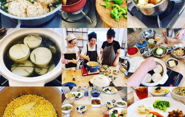 アクティビティ⑥ /マクロビオティック料理教室